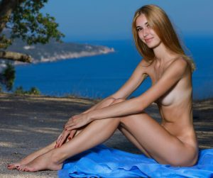 Young Girls With Stunning Legs